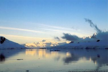 Antarktis- Lebensraum von Wal und Krill (Foto: Frank Blache)