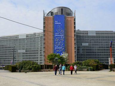 EU-Parlament in Brüssel (Foto: Wikipedia/Stephane Mignon)